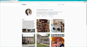 The Duchess Homes Instagram