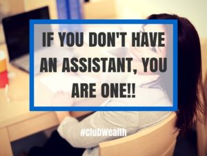 Hiring assistants