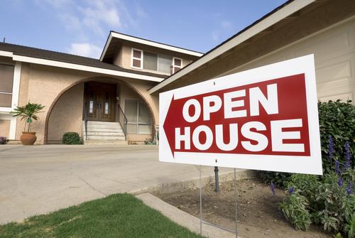 Massive Real Estate Open House