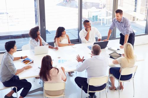 Weekly Team Meetings