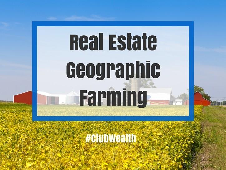 Real Estate Geo Farming