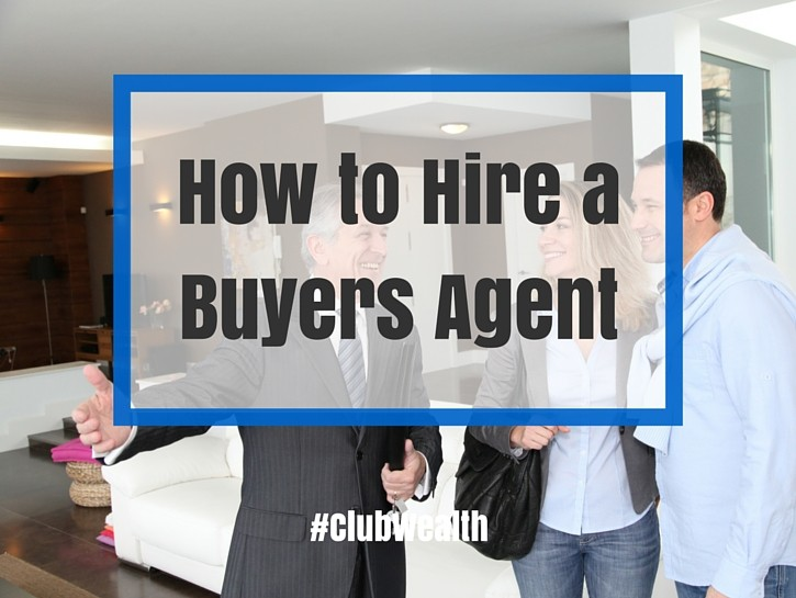 Why hire a buyers agent
