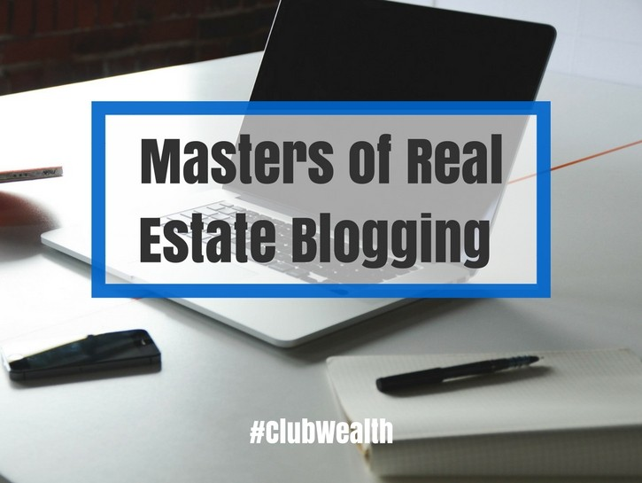 Masters of Real Estate Blogging Webinar Replay