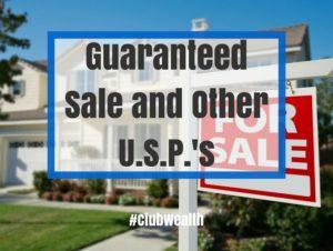 Guaranteed Sale and USP