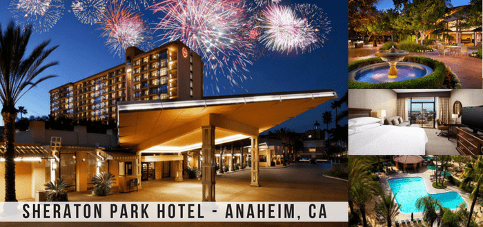 Sheraton Park Hotel - Anaheim, CA