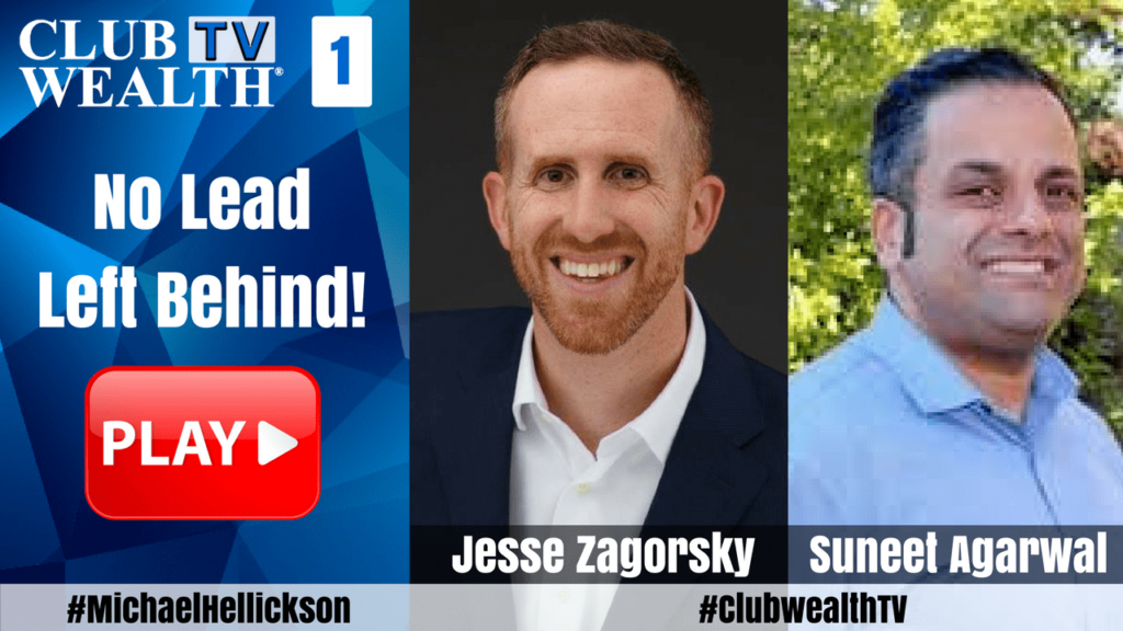 Club Wealth TV Episode 1 with Jesse Zagorsky and Suneet Agarwal