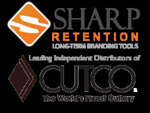 Sharp Retention / Cutco Logo
