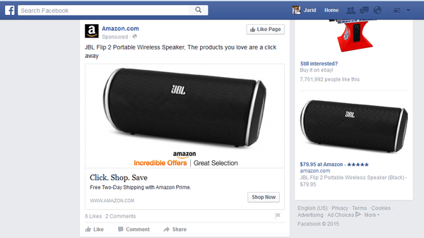 Ad Retargeting on Amazon