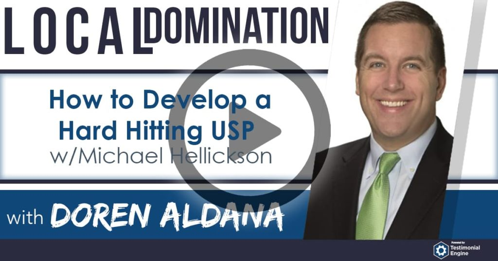 Michael Hellickson with Doren Aldana